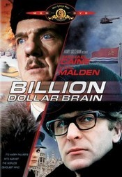 poster Billion Dollar Brain (1967)
