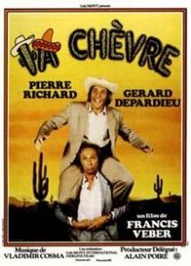 poster La chevre (1981)