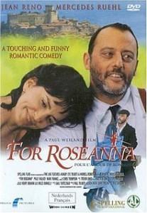 poster Roseanna's Grave (1997)