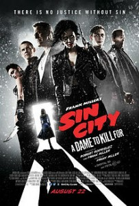 poster Sin City A Dame to Kill For (2014)