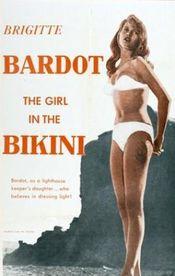 poster Manina, La Fille Sans Voile (1952)