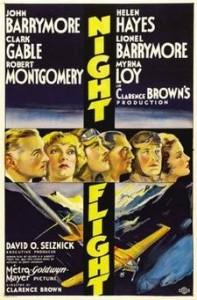poster Night Flight (1933)