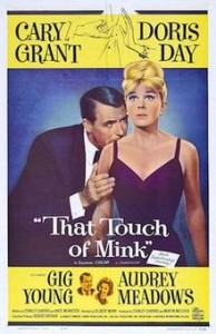 poster That Touch of Mink (1962)