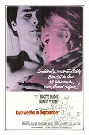 poster Two Weeks In September (1967)