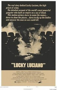 poster Lucky Luciano (1973)