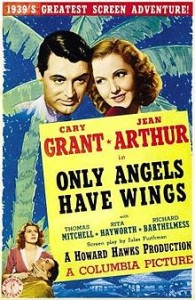 poster Only Angels Have Wings (1939)