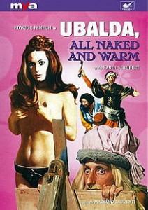 poster Quel gran pezzo della Ubalda tutta nuda e tutta calda (1972)