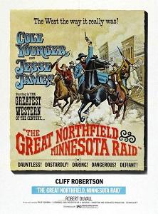 poster The Great Northfield Minnesota Raid (1972)