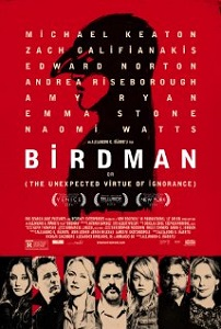 poster Birdman (2014)