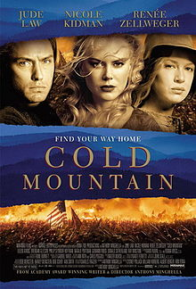 poster Cold Mountain (2003)
