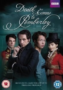poster Death Comes to Pemberley (2013)