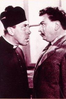 poster Don Camillo (1952)