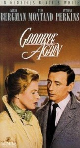 poster Goodbye Again (1961)