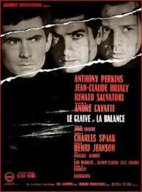 poster Le Glaive Et La Balance (1963)