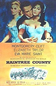 poster Raintree County (1957)