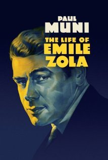 poster The Life Of Emile Zola (1937)