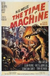 poster The Time Machine (1960)