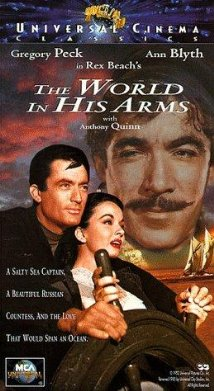 poster The World In His Arms (1952)