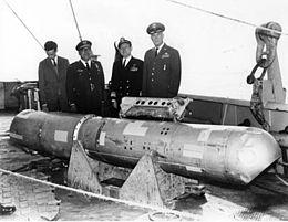 Bomba nucleara Palomares