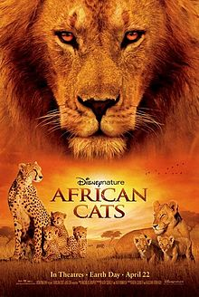 poster African Cats (2011)