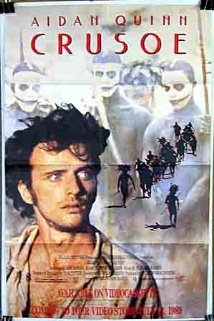 poster Crusoe (1988)