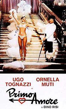 poster Primo amore (1978)