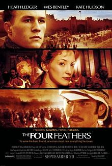 poster The Four Feathers (2002)