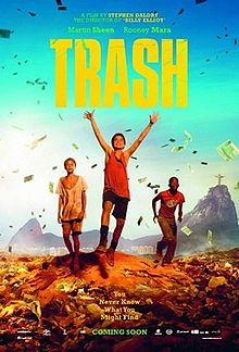 poster Trash (2014)