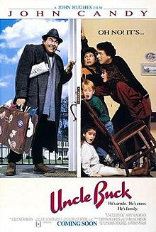 poster Uncle Buck (1989)