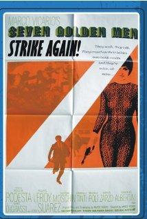 poster Il grande colpo dei sette uomini d'oro (1966)