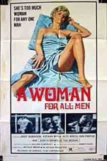 poster A Woman for All Men (1975)