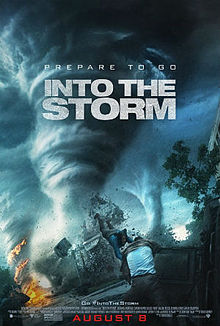 poster Into the Storm (2014)