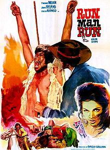 poster Run, man, run (1968)