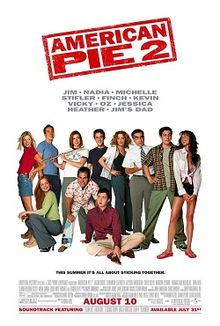 poster American Pie 2 (2001)