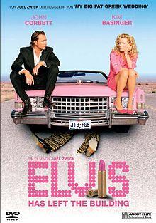 poster Elvis Has Left the Building (2004)