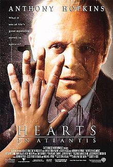 poster Hearts in Atlantis (2001)