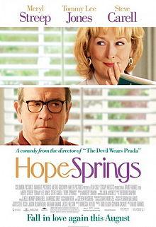 poster Hope Springs (2012)