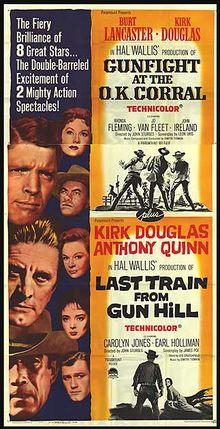 poster Last Train from Gun Hill (1959)