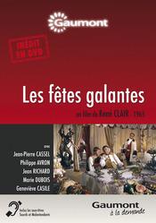 poster Les fêtes galantes (1965)