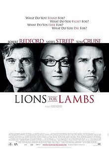 poster Lions for Lambs (2007)