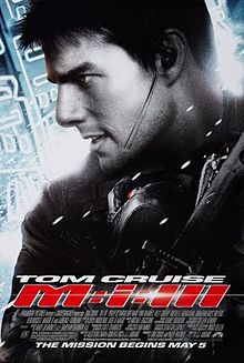 poster Mission Impossible III (2006)