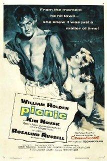 poster Picnic (1955)