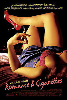 poster Romance And Cigarettes (2005)