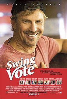 poster Swing Vote (2008)