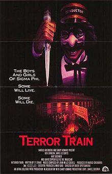 poster Terror Train (1980)