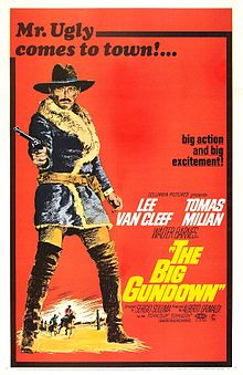 poster The Big Gundown (1966)