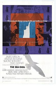poster The Sea Gull (1968)