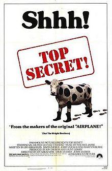 poster Top Secret! (1984)