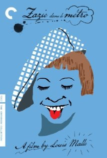 poster Zazie dans le Metro (1960)