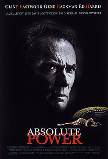 poster Absolute Power (1997)